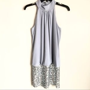 Fredricks Of Hollywood Sleeveless Dress